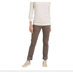 PrAna Kara Straight Dark Mud Jeans 2/26